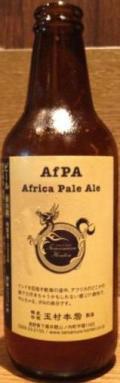 Shiga Kogen African Pale Ale
