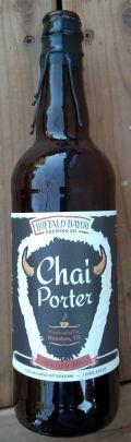 Buffalo Bayou Chai Porter