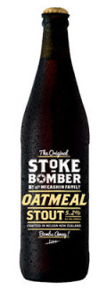 McCashin Family Original Stoke Bomber Oatmeal Stout
