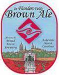 French Broad Flanders Field Brown Ale