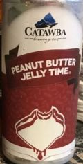 Catawba Peanut Butter Jelly Time Ale