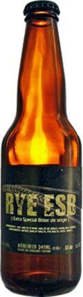 Dunham Rye ESB (Extra Special Bitter de Seigle)