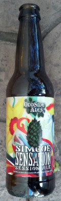 Odd Side Ales Simcoe Sensation
