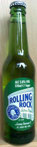 Rolling Rock Extra Pale (2.8%) - Pale Lager