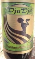 Dju Dju Premium Palm Lager - Fruit Beer