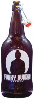Funky Buddha Blueberry Tart - Fruit Beer