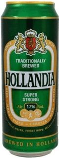 Hollandia Extra Super Strong - Imperial Pils/Strong Pale Lager