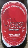 Jaws Brewery Krasnoe Lager