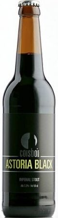 Coisbo Astoria Black (2012-)