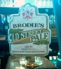 Brodies Old Street Pale Ale