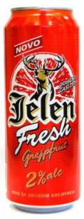 Jelen Fresh Grejpfrut