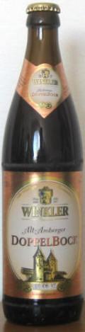 Winkler Alt-Amberger Doppelbock