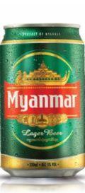 Myanmar Lager Beer