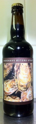 Fan� Vadehavs �sters Stout