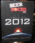 Beer Rocks 2012 - Golden Ale/Blond Ale