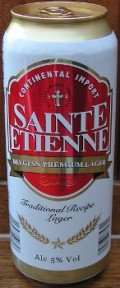 Sainte Etienne Belgian Premium Lager