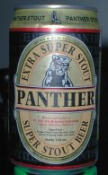 Panther Stout (8%, red)