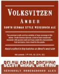 Below Grade Volksvitzen Amber - Weizen Bock