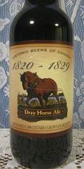 Black Creek Dray Horse Ale
