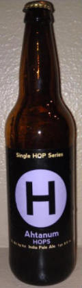 Hermitage Single HOP Series - Ahtanum