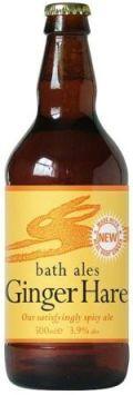 Bath Ginger Hare (Bottle)