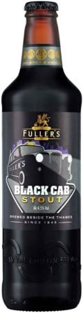 Fuller�s Black Cab Stout (Bottle & Keg)