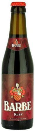 Verhaeghe Barbe Ruby - Fruit Beer