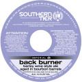 Southern Tier Bourbon Barrel Back Burner - Barley Wine