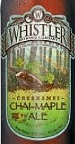 Whistler Cheakumus Chai Maple Ale