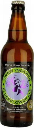 Purple Moose Ysgawen / Elderflower Ale