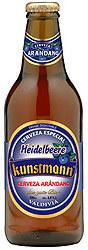 Kunstmann Heidelbeere Cerveza Arandano