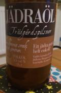 J�dra�l Tr�dg�rdspilsner 3.5% - Czech Pilsner (Světl�)
