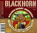Bolero Snort Blackhorn