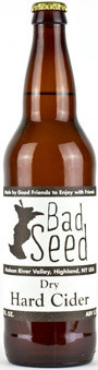 Bad Seed Dry Hard Cider