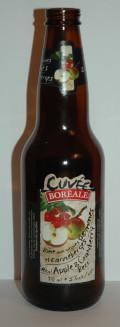 Cuv�e Bor�ale Pommes et Canneberges