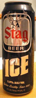 Stag Ice - Pale Lager