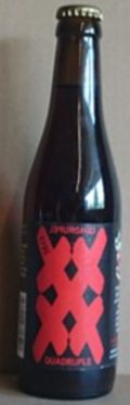Struise XXXX Quadrupel - Abt/Quadrupel