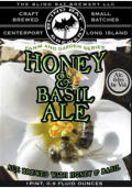 Blind Bat Honey & Basil Ale