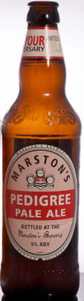 Marstons Pedigree Pale Ale