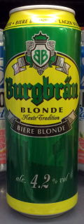 Saverne Burgbräu Blonde