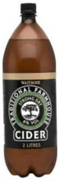 Waitrose Traditional Farmhouse Strong Dry Cider   - Cider