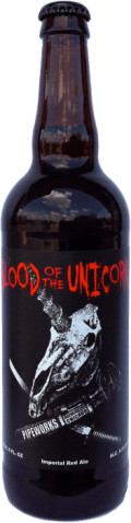 Pipeworks Blood of the Unicorn - American Strong Ale