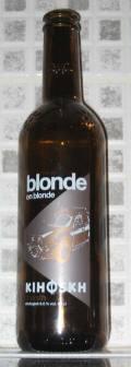 N�rrebro Kihoskh Blonde on Blonde - Belgian Ale