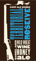 COOP Ale Works Territorial Reserve Wild Wheat Wine