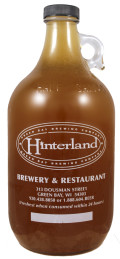 Hinterland Saison - Raspberry infused - Saison