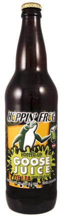 Hoppin� Frog Hopped-Up Goose Juice Rye IPA - India Pale Ale (IPA)