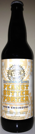 Beer Engineers Peanut Butter Porter - Imperial Porter