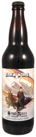Clown Shoes / Brash Pimp Double Brown Ale