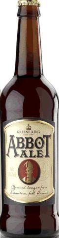 Greene King Abbot Ale (Filtered) - Premium Bitter/ESB