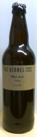 The Kernel Pale Ale C.S.C.S
